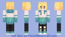 panorama // oc Minecraft Skin