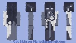 Mammon | LF | 𝔻 Minecraft Skin