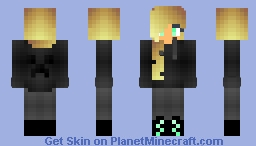 Lol shes better than the others Minecraft Skin