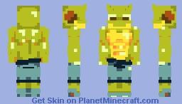 AMP Minecraft Skin
