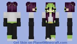 its jolyne.. again Minecraft Skin