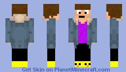 Flip (RP Character) v2 Minecraft Skin