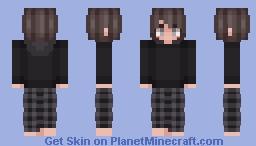 5AM Minecraft Skin