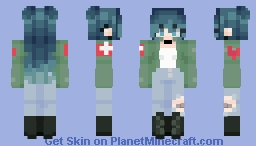 Skip the Formalities - REVAMP Minecraft Skin