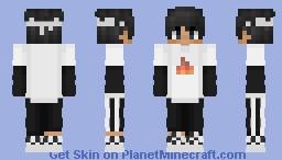 Sapnap Minecraft Skin