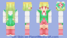 +Utaite Collab Series Un:c+ Minecraft Skin