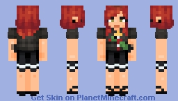 ootd Minecraft Skin