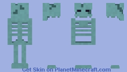 Fallen (The Seven Seas player skin contest) Minecraft Skin