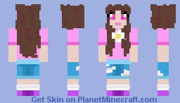 Marina- Custom Skin Minecraft Skin