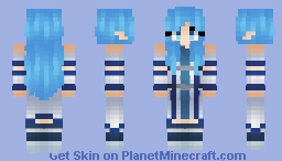 Asuna ALO (Sword Art Online) Minecraft Skin