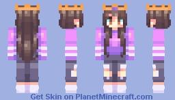 [REQUEST] hannapeyton Minecraft Skin
