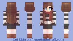 𝒦𝒾𝓉𝓉𝓎 𝒮𝓀𝓎𝓈 Sam - Hypixel Skin Remake Minecraft Skin