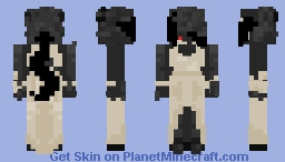 BabyDoll~ Monster Form. (3) as in the 3rd one out of 3, as i said, not posting the first one- Minecraft Skin