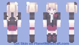 ᑌᒪTIᗰᗩTEᒪY ᗪEᔕᑭᗩᖇIᑎG [🎀 danganronpa - junko enoshima 🧸] Minecraft Skin