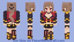 Jean Bart Minecraft Skin