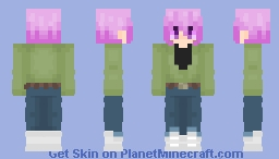 Kohaku Oukawa [Ensemble Stars!] | Crazy:B Minecraft Skin