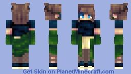 Fern ~ Persona Minecraft Skin