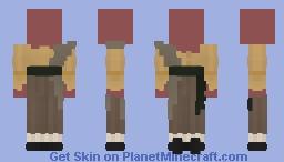 Secret Pants [LOTC] [✔] Minecraft Skin