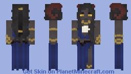 [LOTC] Dragon Knight Minecraft Skin