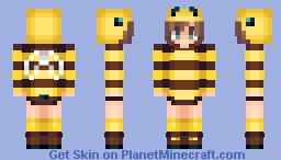 Bee Onesie / Request Minecraft Skin