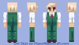 🧨 ; kim taehyung Minecraft Skin
