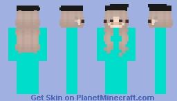 Lily's base Minecraft Skin