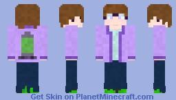 Akii Brahem Ectobiologist Labcoat Minecraft Skin