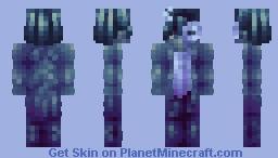 【𝙥𝙖𝙣𝙙𝙚𝙢𝙤𝙣𝙞𝙪𝙢】 Minecraft Skin