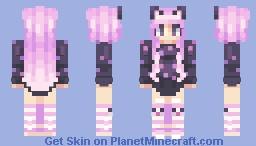 🐱 Kitty owo 🐱Skindex Revamp Minecraft Skin