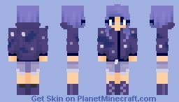 Galaxy Camo - r/minecraftskins Comp Skin Submission Minecraft Skin