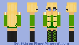 Skin tournament entry (scout) Minecraft Skin