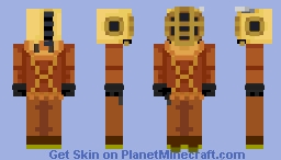 Deep Sea Diver ( submission for a contest u can download if u want ) Minecraft Skin