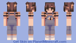 Bee's Knees Minecraft Skin