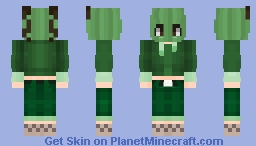 Ski Bomb Minecraft Skin