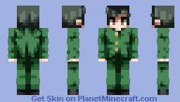 Yu Yu Hakusho- Yusuke Urameshi ~NEW SPIRIT DETECTIVE~ Minecraft Skin
