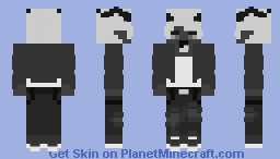 ➴ Shakedown ➴ Re-Color Contest ➴ Minecraft Skin