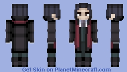 Bungou - Stray Dogs / Request Minecraft Skin