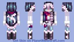 ∘◦ 𝓜𝓮𝓵𝓪𝓻 𝓮𝔁𝓹𝓵𝓸𝓻𝓮𝓻 ◦∘ Minecraft Skin