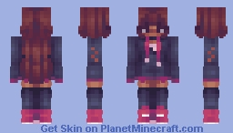 y u gotta b like that ♡ Minecraft Skin