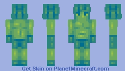 The Jungle ~ pce ~ SoulBlade Minecraft Skin