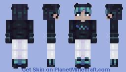 cyan ~ SoulBlade Minecraft Skin
