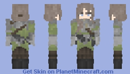 Medieval Armored Women {DO NOT USE-LOTC} Minecraft Skin