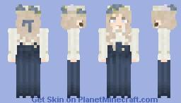Late 1800's Dress {LOTC-DO NOT USE} Minecraft Skin