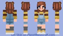 Bee :) Minecraft Skin
