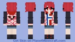 M.S.J Minecraft Skin