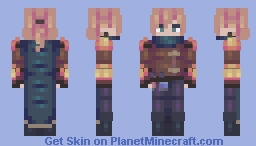 Crown ~ fs ~ SoulBlade Minecraft Skin