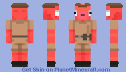 fish (my skin??) Minecraft Skin