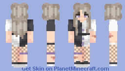call your friends Minecraft Skin