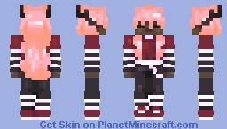 me when skine :O Minecraft Skin