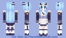 Azur Lane / Inazuma [Vanilla Pudding] Minecraft Skin